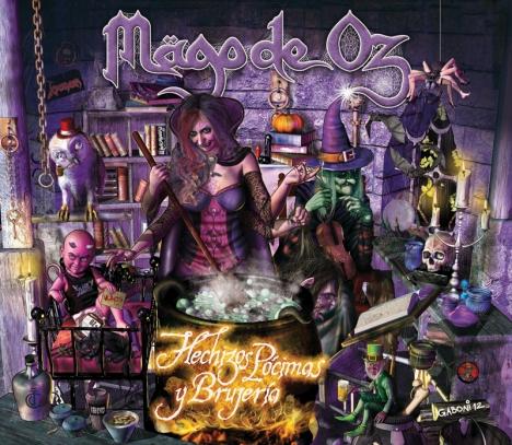 NUEVO Álbum 2012 Hechizos, Pócimas y Brujería de Mägo de Oz Mdo-cover-web