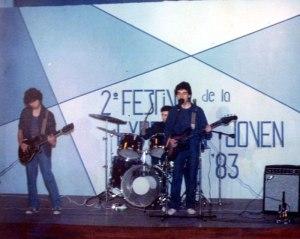 Los Prisioneros 1983