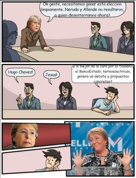 Política de Bachelet