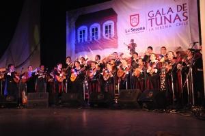 XXI versión de la Gala de Tunas en La Serena