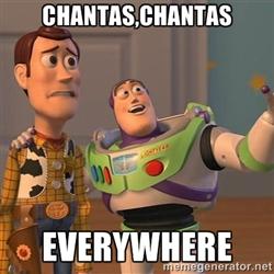 Chantas everywhere