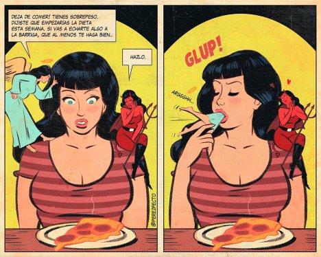 La Dieta del Ángel