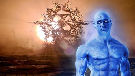 Dr. Jonathan Osterman (Dr Manhattan), Watchmen, 2009
